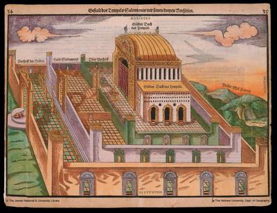 Budowanie Świątyni 1 – budowniczy