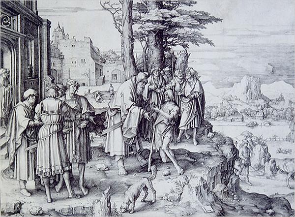 """Museum of Biblical Art:""""Pismo Święte przed oczyma. Ilustracje Biblii w niderlandzkich starodrukach z XVI wieku"""""""