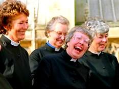 W Polsce nie ma kobiet pastorów