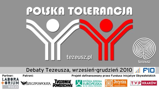 POLSKA TOLERANCJA – wrażenia z debaty końcowej