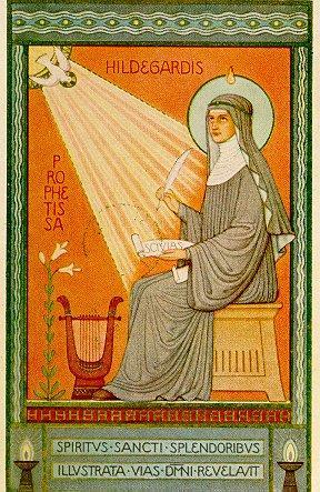 Hildegarda z Bingen – niepokorna święta