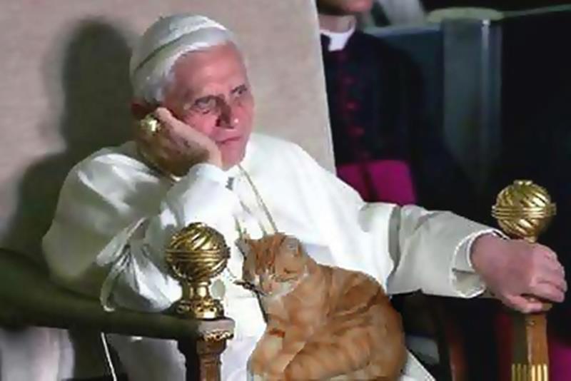Nasze kłopoty z papieżem