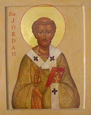 Święty Jordan z Poznania