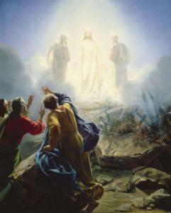 Dajmy przemienić się Jezusowi
