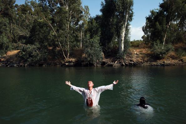 Zanurzyć się w Chrystusie