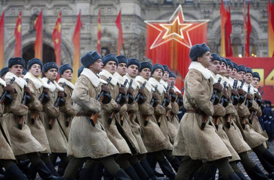 Rosjanin – mój wróg czy brat?
