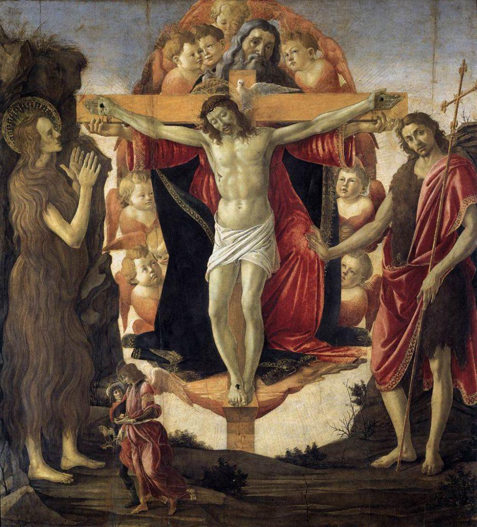 Ojcostwo objawione na krzyżu