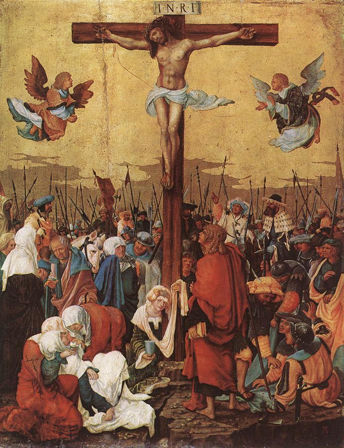 Kto przybił Chrystusa do krzyża?