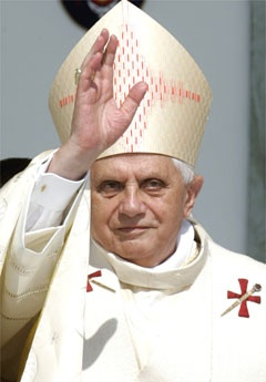 homilia na inaugurację pontyfikatu