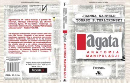 """""""AGATA"""". ANATOMIA MANIPULACJI"""