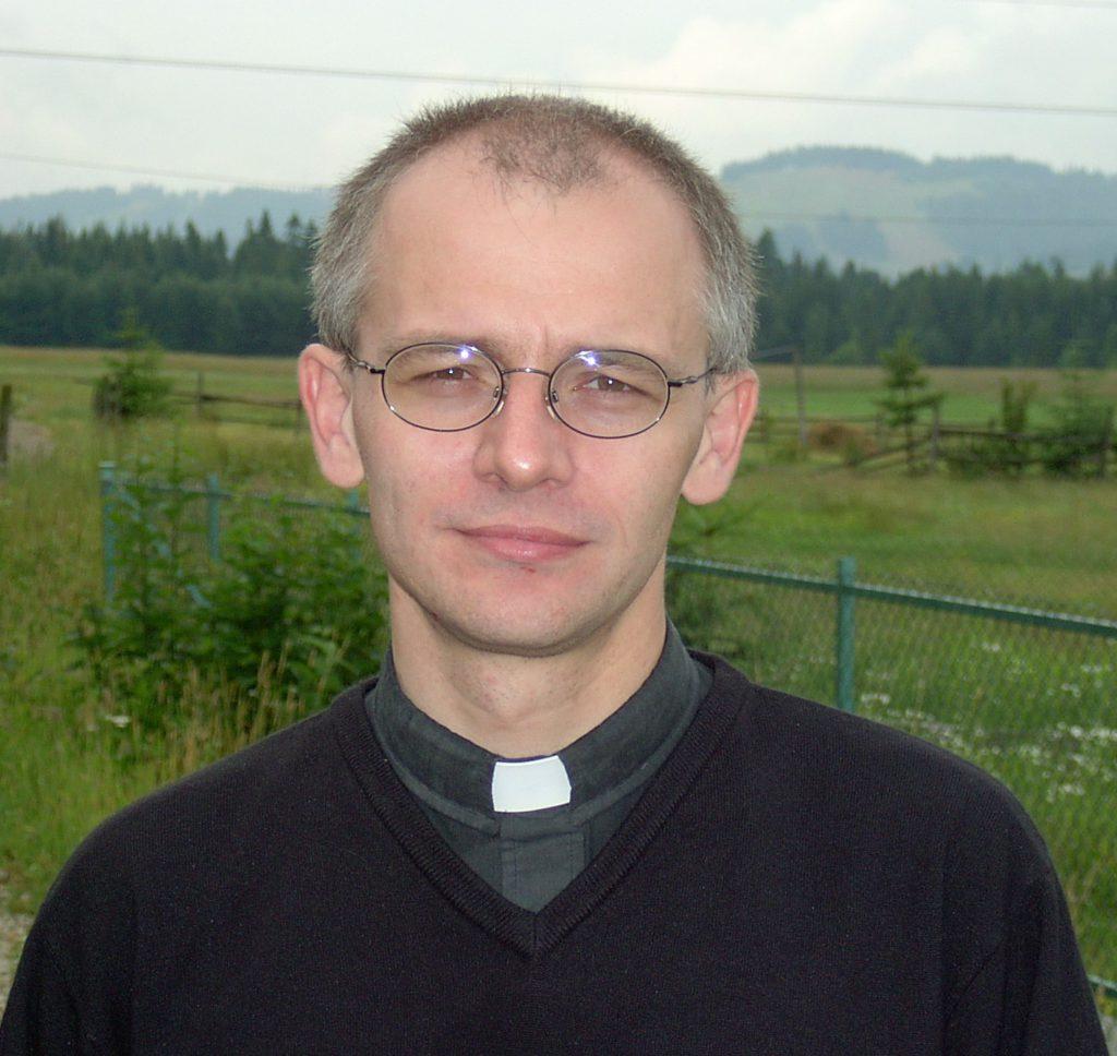 Krzysztof Mądel SJ