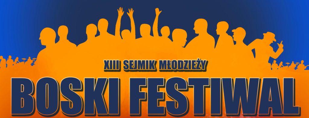 """Sejmik Młodzieży – """" Boski Festiwal"""""""