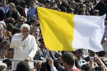 Benedykt XVI w Czechach
