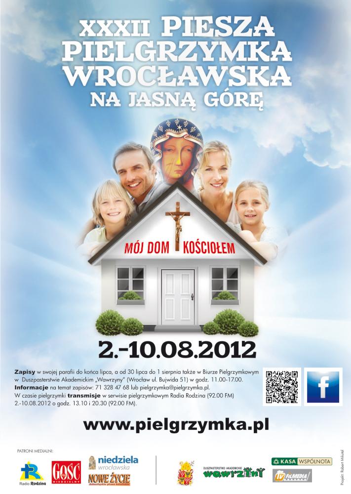 XXXII Piesza Pielgrzymka Wrocławska