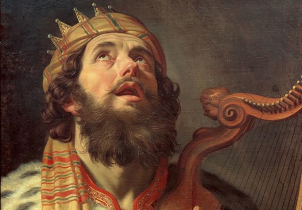 Znalezione obrazy dla zapytania pokuta króla Dawida
