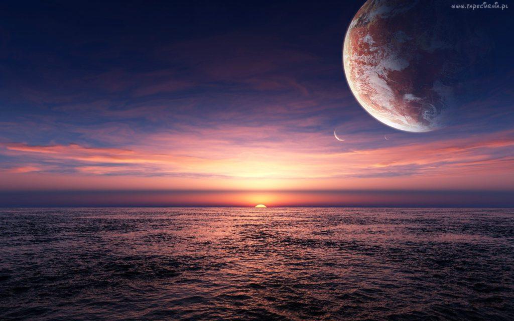Nowe, Boże horyzonty