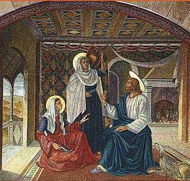 Przyjąć Jezusa do swego domu