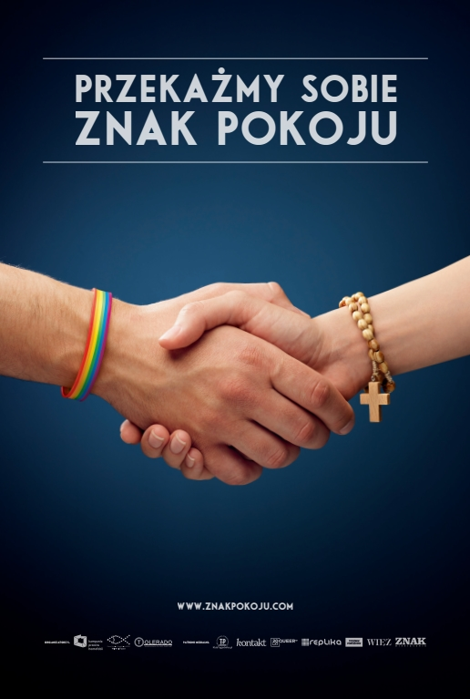 Katolicy i LGBT zapraszają do znaku pokoju