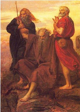 Sędziowie słabego Boga