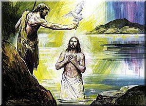 Chrzest Jezusa – czyli wszystko do góry nogami?