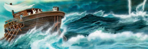 Jonasz i Bóg łaski…