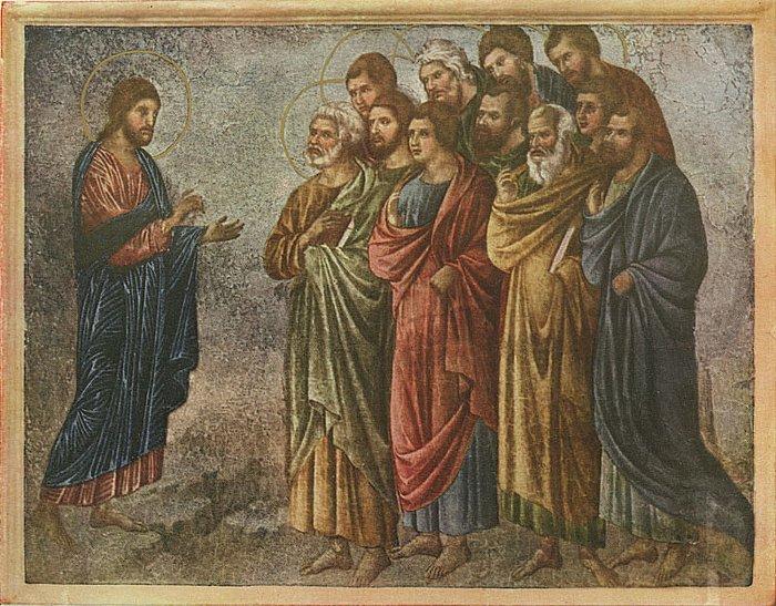 Apostołowie i współczesne demony