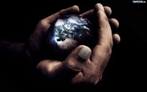 W dłoniach Jezusa